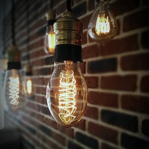 Ampoule vintage décoration Seattle, 60W, E27