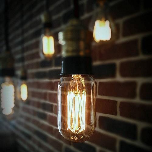 Ampoule vintage décoration New-Orleans, 60W, E27