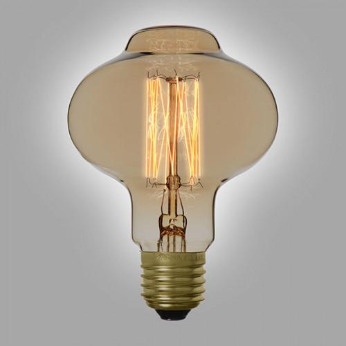 Ampoule vintage décoration Chicago, 60W, E27