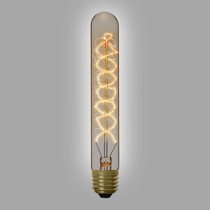 Ampoule vintage décoration Nashville 185 mm, 60W, E27