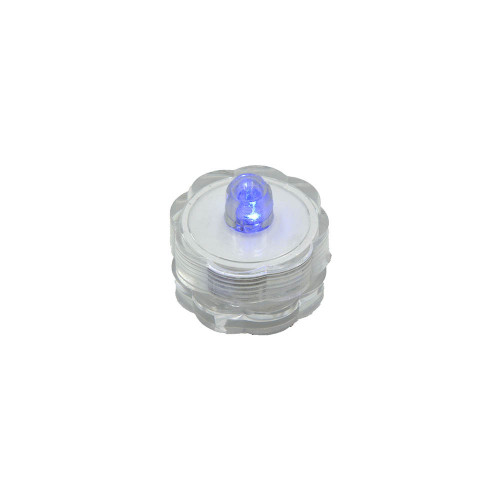 Lot de 2 bougies Led submersibles multicolores
