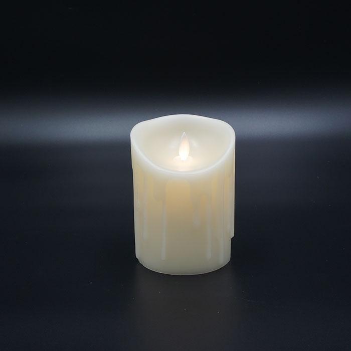 bougie en cire a led avec flamme vacillante 28 images bougies 224 led flamme vacillante